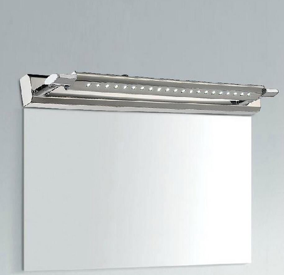 2015 5W/9W 62cm long LED Bathroom Vanity Wall Sconces Light lighting Modern Style Acrylic Bar lights Warm White/Cool White(China (Mainland))