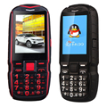 5800mAh Turkish Arabic Russian Rugged Phone Vibration Flashlight Shockproof Dual SIM Big voice FM Power Bank