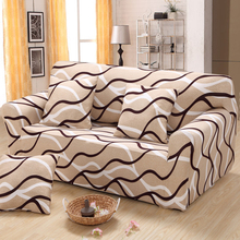 Sofa tight wrap all-inclusive slip-resistant sofa cover elastic sofa towel Single/Two/Three/Four-seater 1 piece