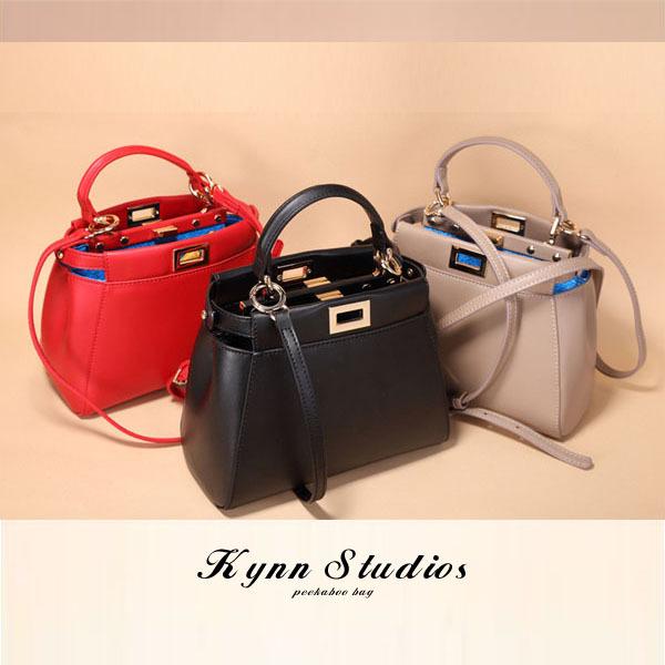 Фотография Hottest fashion brand lovely real leather monster Eyes mini peekboo handbag ,women genune leather shoulder bag,free shipping
