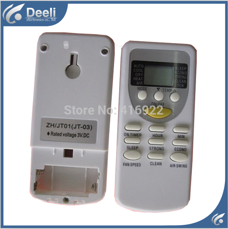 For Chigo Split And Portable Air Conditioner Remote Control ZH /JT-01 ZH /JT-03 Air Conditioning Parts<br><br>Aliexpress