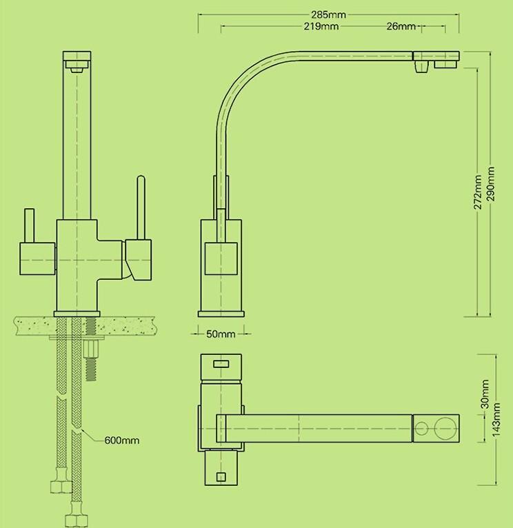 three way kitchen tap (1)