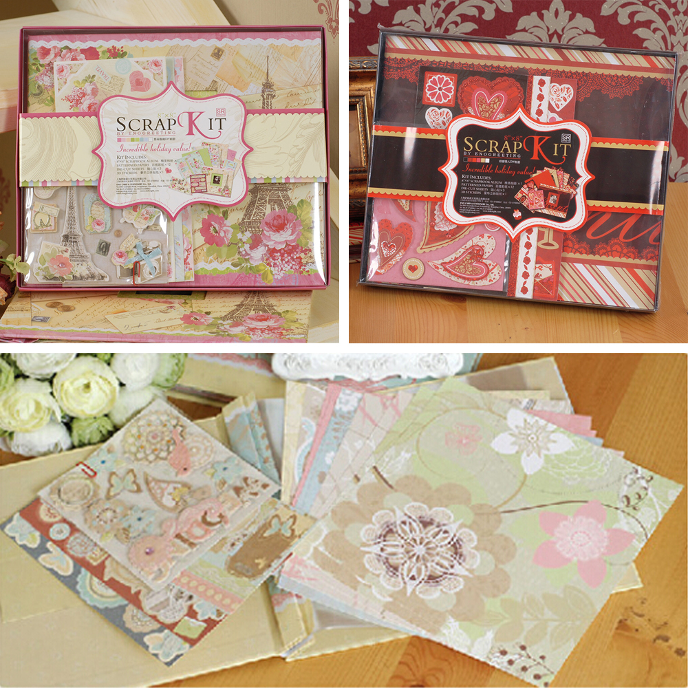 Diy Photo Album Scrapbook Ideas
