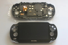 original second-hand for PS vita PSV 1000 PSVITA lcd display with touch screen digital assembled(China (Mainland))