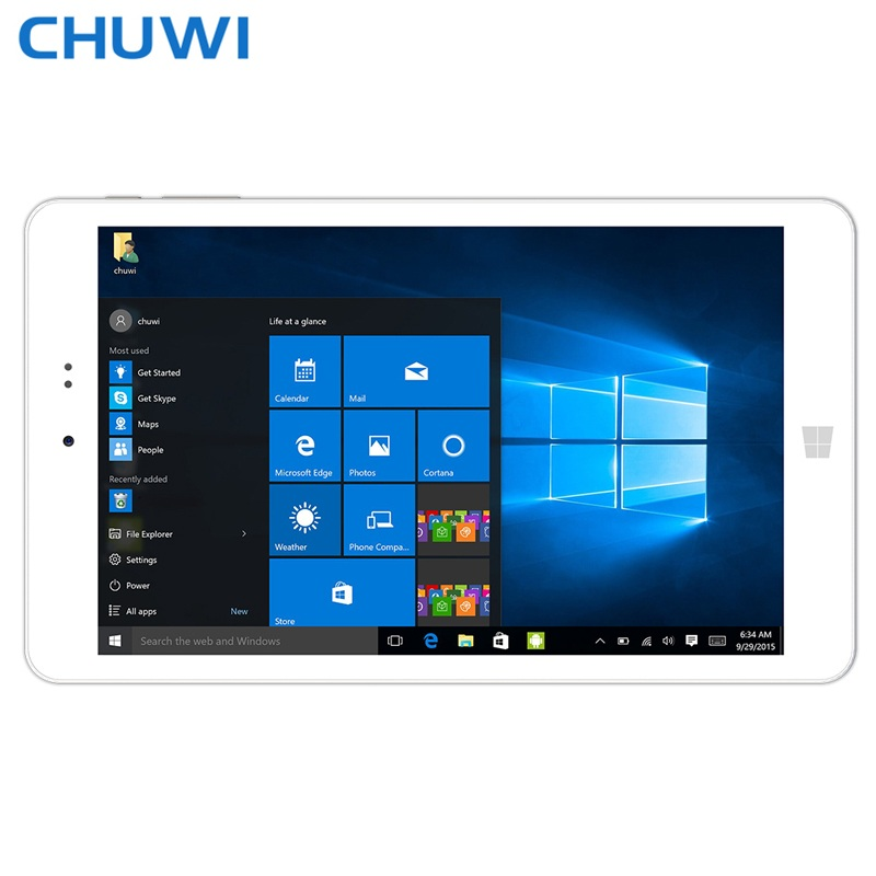 "8"" CHUWI Hi8 PRO Win+Android Tablet PC in 2GB RAM DDR3 OTG USB Flash Drive3.0 Mini PC Windows Quad Core 8inch Touch Screen IPS(China (Mainland))"