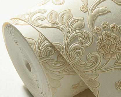 Compra en relieve de papel tapiz online al por mayor de for Papel pintado grueso