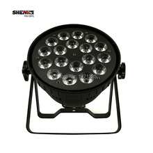 Buy , 14pcs Fast 18x12W Led Par DJ Par LED RGBW Wash Disco Light DMX Controller Stage Lighting Party Club Bar DMX 8 CH for $750.00 in AliExpress store