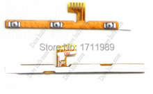 Original Genuine Power On/Off + Volume Up/Down button Flex Cable for Lenovo S860 phone