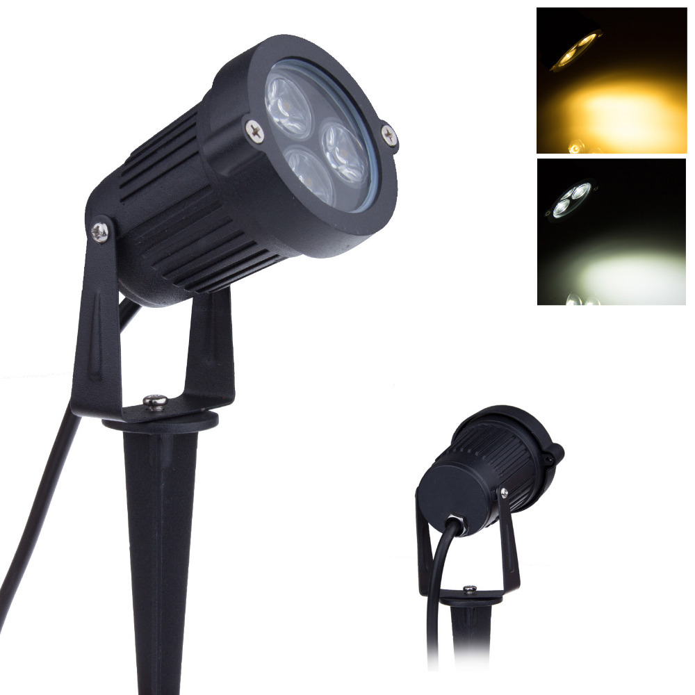 Buy 12v led garden lights 3 3w ip65 for 12v garden lights