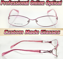 Women s love Optical Custom made optical lenses Reading glasses 1 1 5 2 2 5