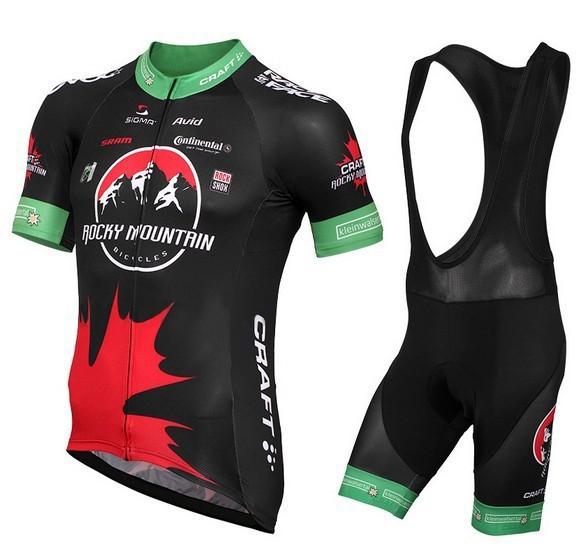 2014 cycling jersey rocky mountain bicycle bike clothing for Craft mountain bike clothing