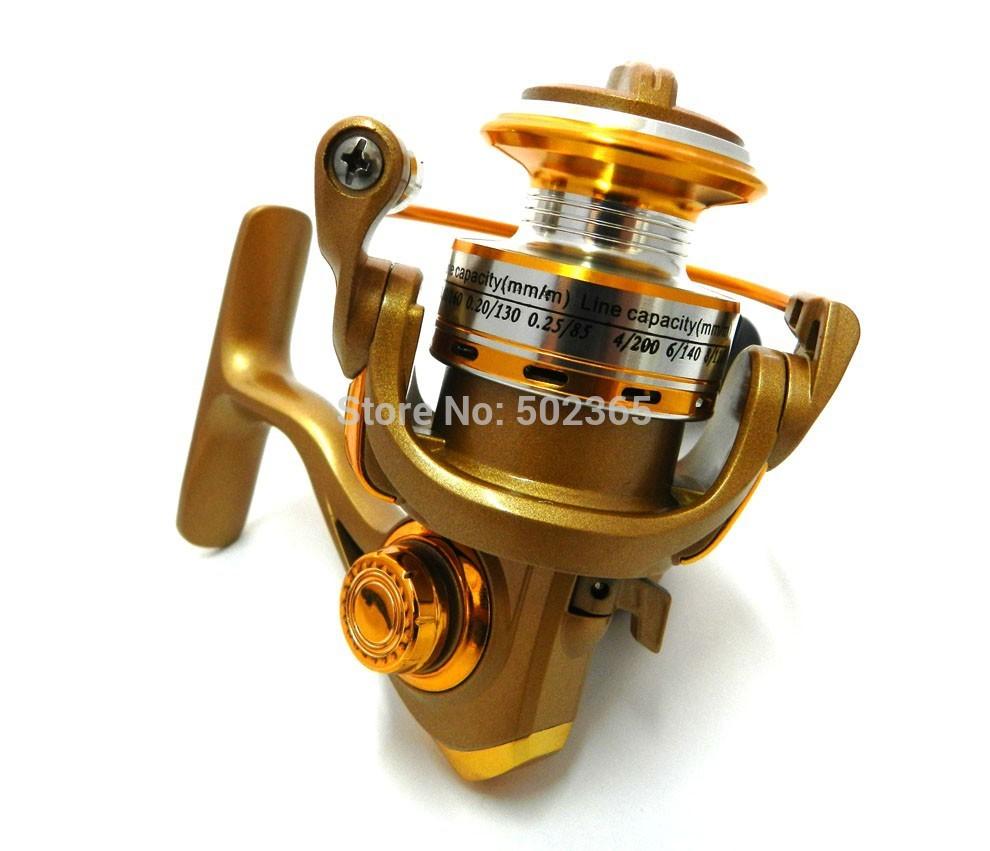 4pcs high quality 9bb small mini fishing reel spinning for Mini fishing reel