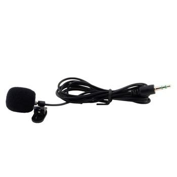 Портативный Мини 3.5 мм Рулевой Нагрудные Lavalier Клип Микрофон для Лекции Преподавания 30 Гц ~ 15000 Гц