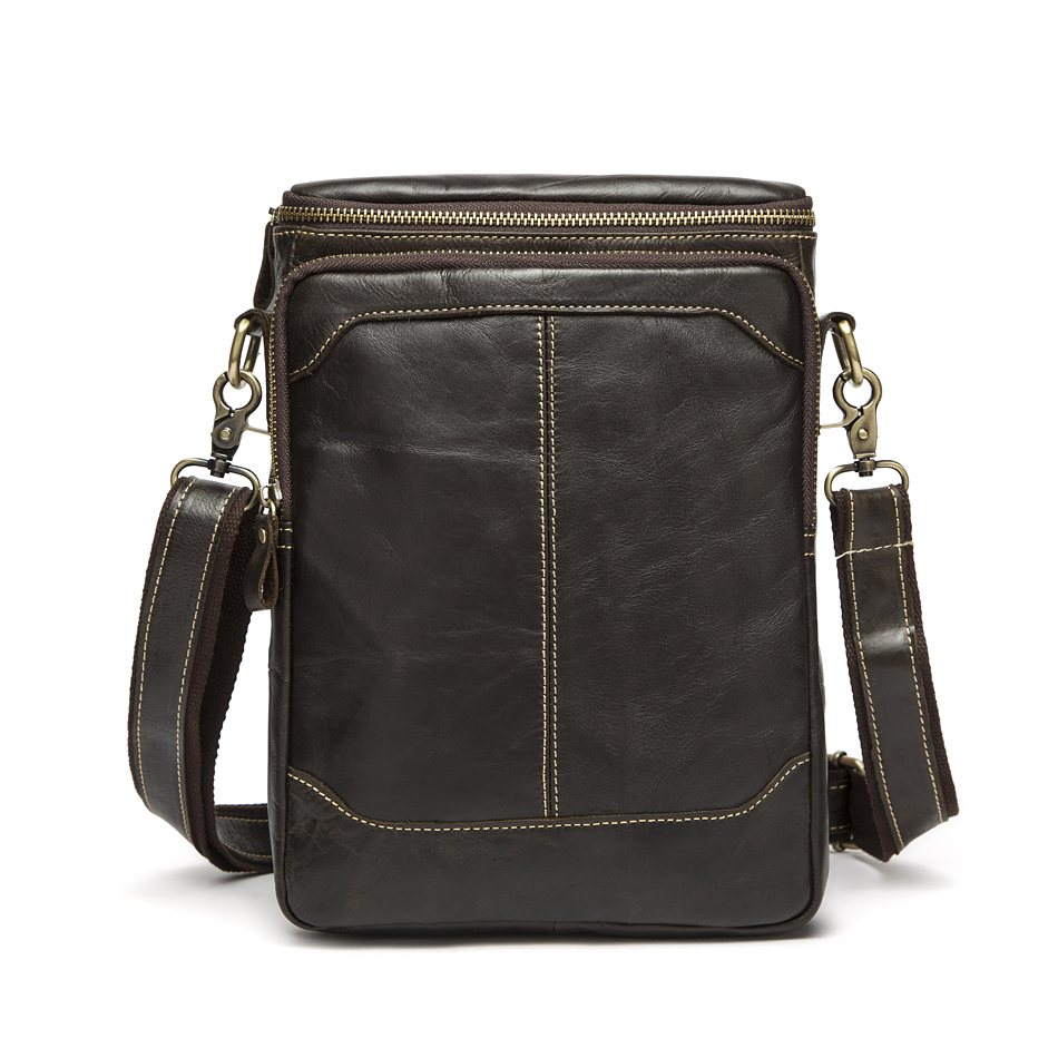selling mens bag 100 layer genuine leather bags