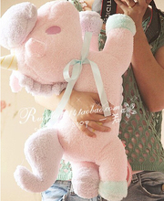 Free shipping cute 55cm unicorn plush toy pillow cartoon stuffed animal doll girls birthday and christmas gift