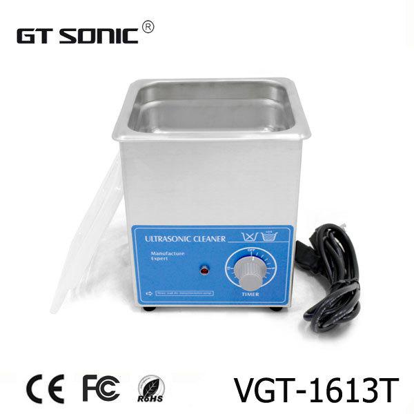 1L мини-ультразвуковой стиральная машина с ультразвуковая чистка бак с таймером 40 кГц VGT-1613T