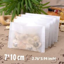 7*10cm (2.76*3.94 inch) 100pcs White Rectangle Empty Teabags Milk Tea Mesh Net Strain Herb Filter Bag Non-woven Pocket Filiter(China (Mainland))