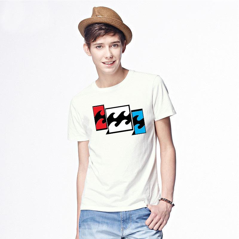 Summer New Fashion Element T Shirts Skateboard Street Boy Hip-hop Shirt DGK t shirt Cotton Men Funny t-shirt(China (Mainland))