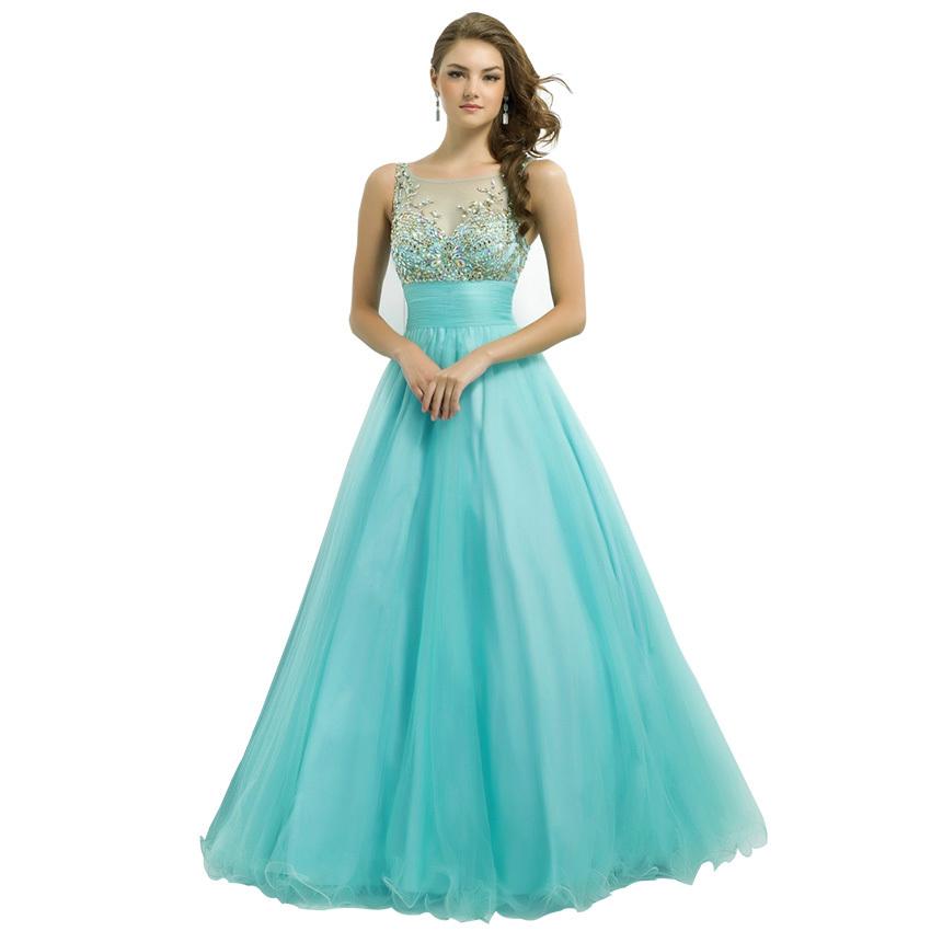 Online Get Cheap Mint Green Prom Dresses 2016 -Aliexpress.com ...