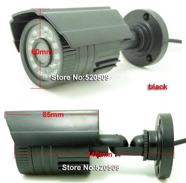 HD Network IP camera 1280*720P 1.0MP ONVIF night vision IR waterproof ABS Plastic CCTV home security<br><br>Aliexpress