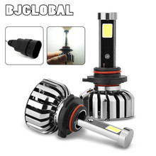 Buy HL-N7-9005 N7 LED Headlight H4 H7 LED H11 H13 9005 9006 Auto Front LED Bulb Automobile Headlamp Headlight Lamps Bulb for $48.99 in AliExpress store