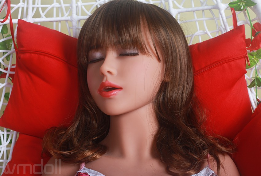 Top Quality TPE  real lovedolls' head , Oral life sized solid love dols' head