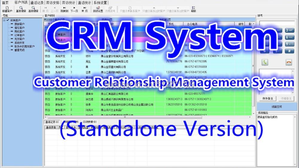 customer relationship management sales