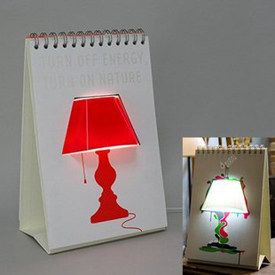 LED creative calendar page night light small bedroom table lamps light Hello Kitty USB graffiti,christmas new year atmosphere<br><br>Aliexpress