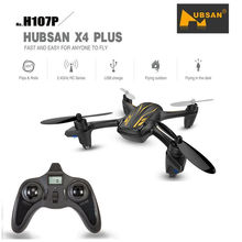 Free Shipping!Upgraded H107L Hubsan X4 Plus H107P 2.4G 4CH RC Quadcopter Drone with LED RTF