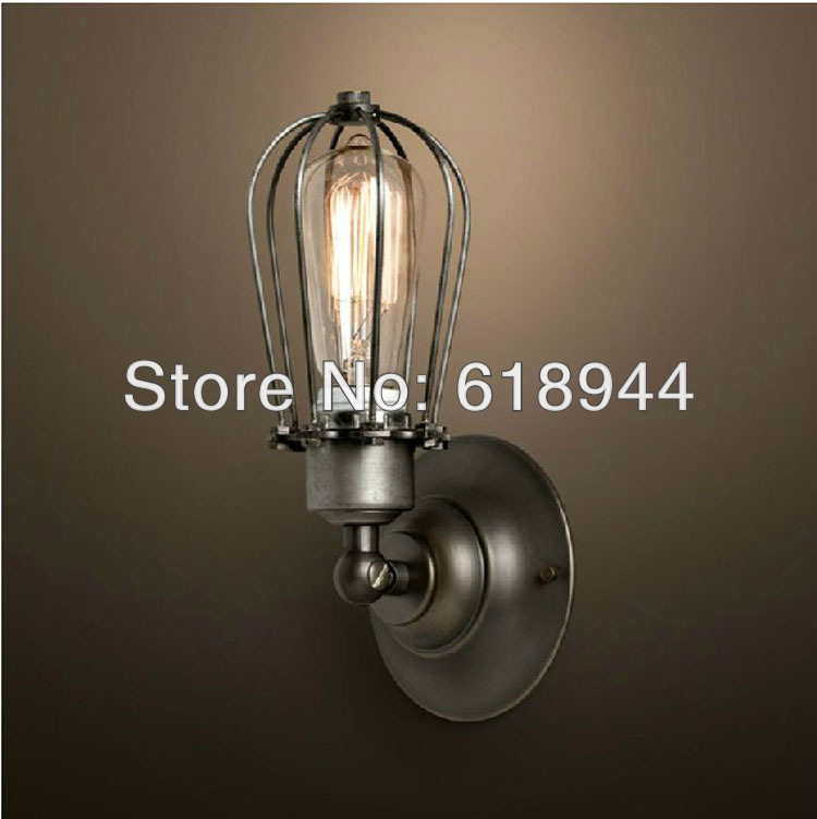 2013 new antique edison light bulb with vintage style wall