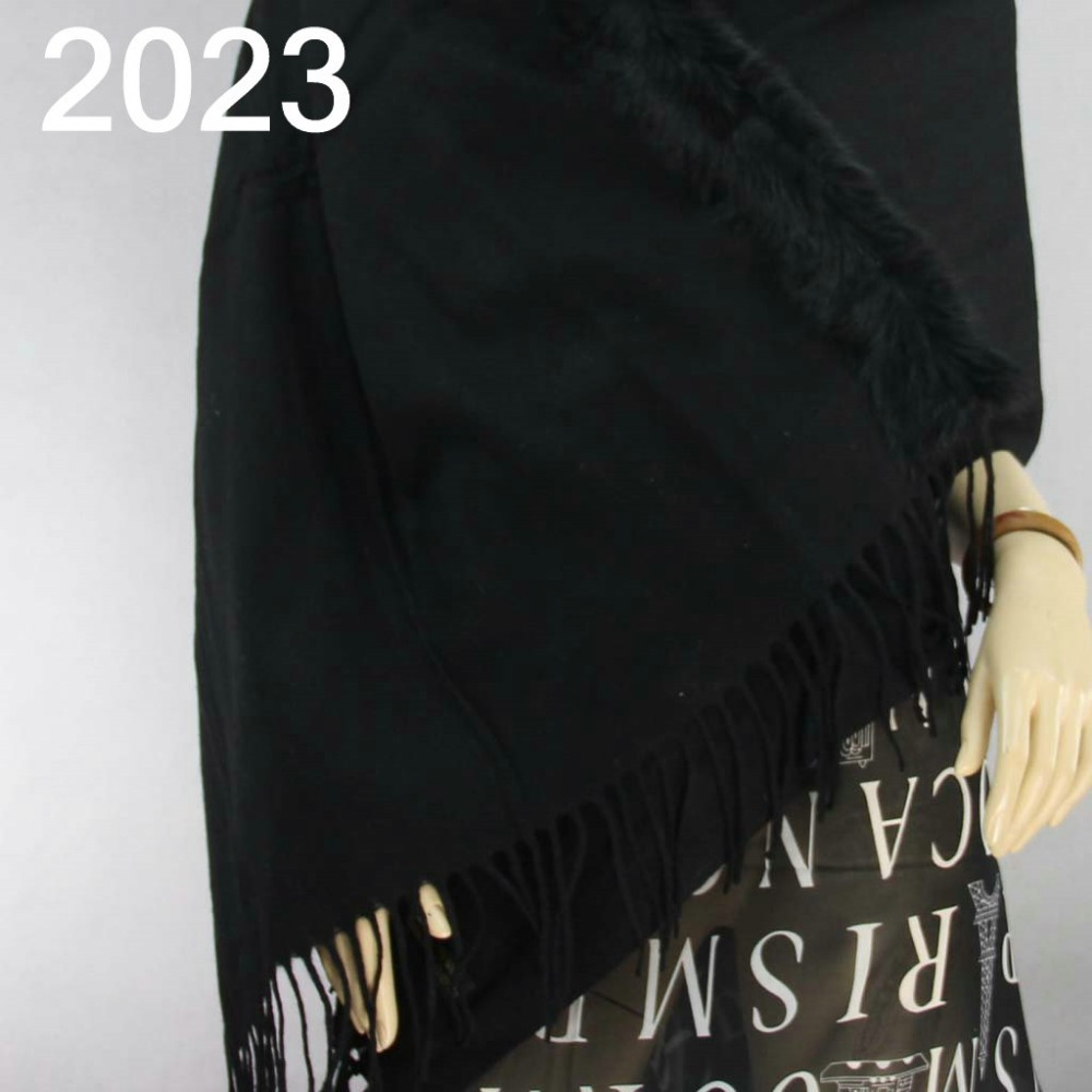 Cashmere wool Scarf_2023_1