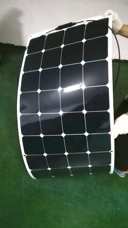 140W 140watt 12V Semi-Flexible mono solar panel, perfect car boat - Guangzhou Singfo Solar Energy Co.,Ltd store