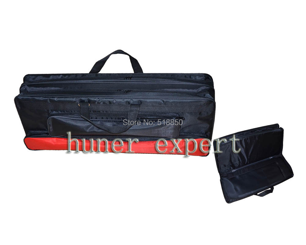 archery hunting oxford fabric compound bow case foldable bow bag recurve bow case free shiping <br><br>Aliexpress
