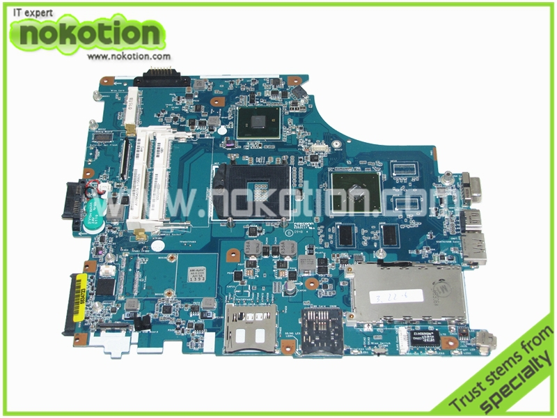 laptop motherboard for Sony Vaio VPC-F A1765407A MBX-215 M930 1P-0009BJ00-8012 REV 1.2 HM55 NVIDIA GT310M DDR3<br><br>Aliexpress