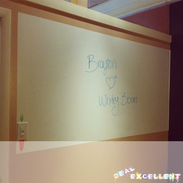 NEW ARRIVAL 120CM*180CM huge self adhesive whiteboard sticker, dry erase wall covering, home office must have