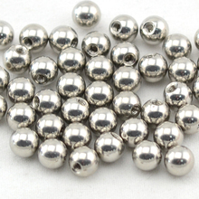 Stainless Steel Loose Balls for body piercing jewelry mix size 1.2*3mm 1.6*4mm 1.6*5mm