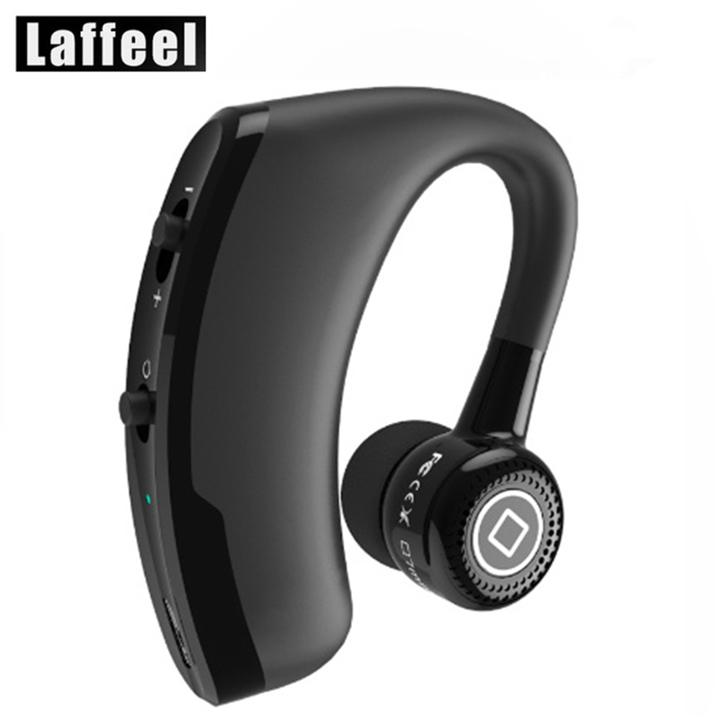 v9 bluetooth headset mini v4 0 wireless bluetooth voice command auto answers for iphone android. Black Bedroom Furniture Sets. Home Design Ideas