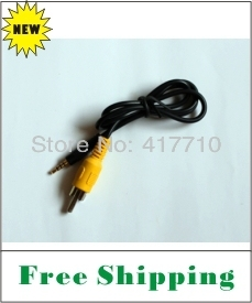 FREE SHIPPING Gopro hero hero2 hero3 FPV video cable