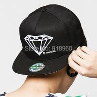 brand cap baseball cap men & women snap backs diamond snapback hip hop diamond cap,cheap price high quality snapbacks hats