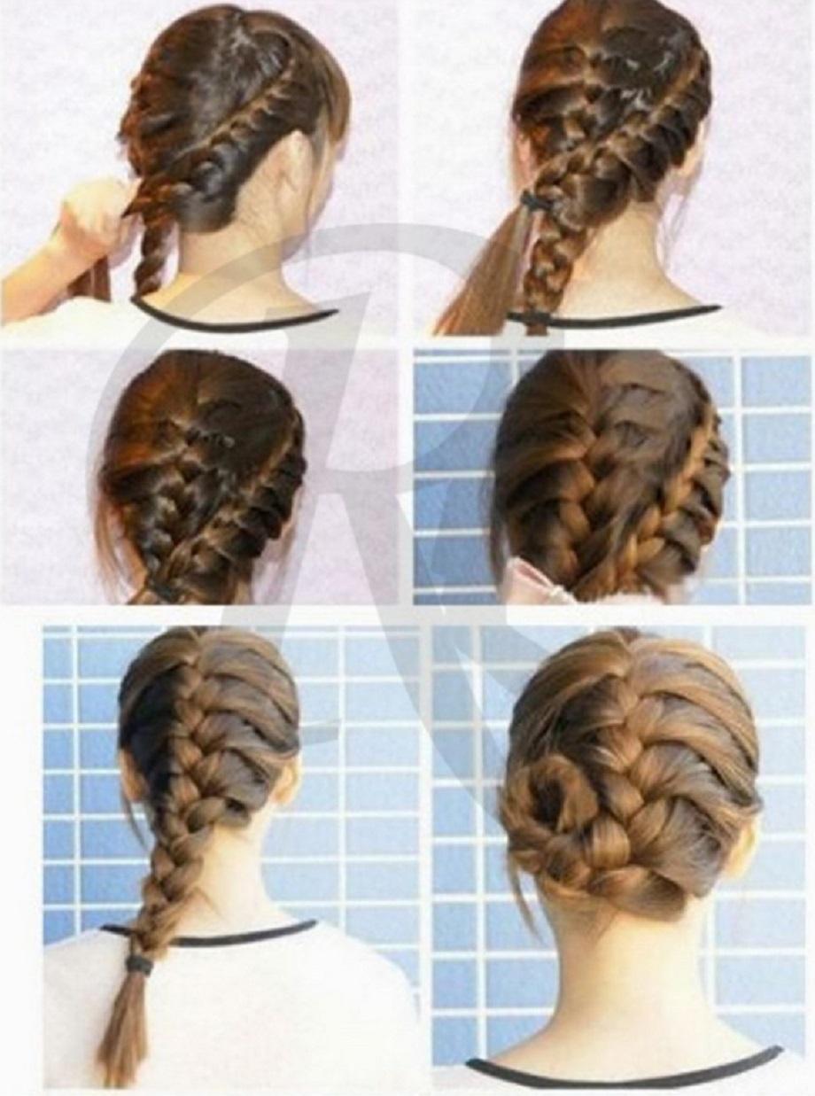 Women Fashion Hair Styling Clip Stick Bun Maker Braid Tool Hair Accessories New Hot Одежда и ак�е��уары<br><br><br>Aliexpress