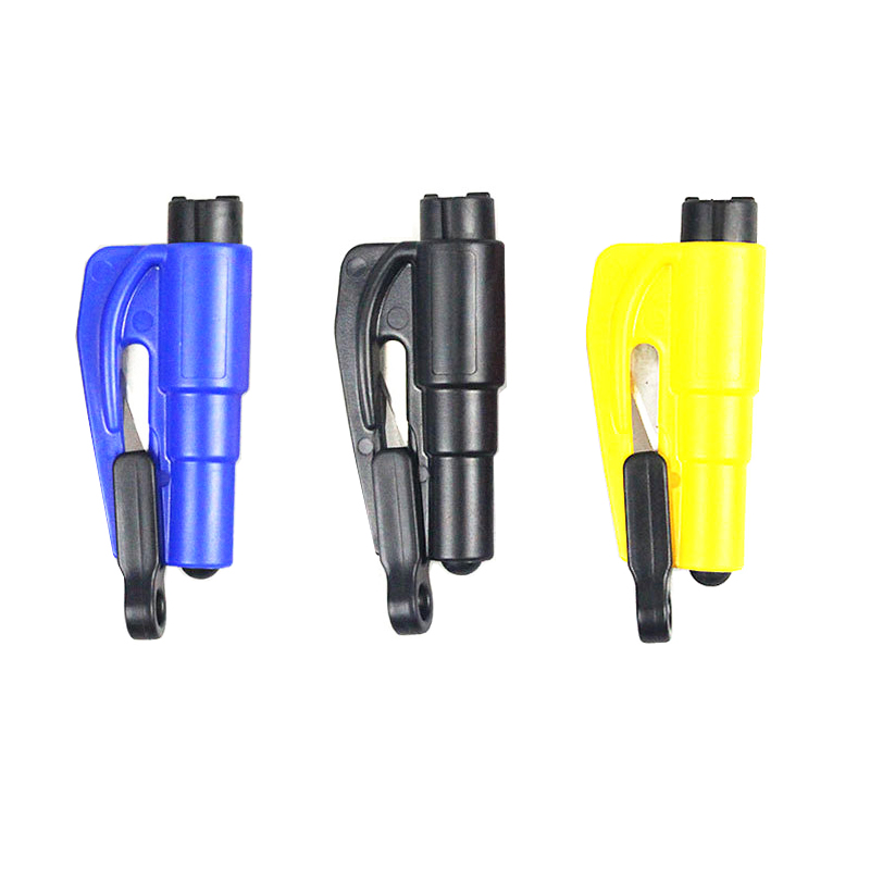 Car Auto Mini Emergency Safety Hammer Life Saving Hammer Car Window Broken Emergency Glass Breaker Rescue Hammer Escape Tool(China (Mainland))