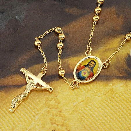 loyal s cool pendant 18k yellow gold gf cross necklace