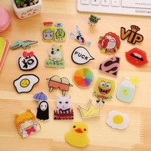 Kawaii Funny Cartoon Family series Badge Holder & Accessories/Brooch/Students's gift prize/Kids' toy/office school supplies(China (Mainland))