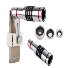 2016 camera phone telescope 18x wide-angle telephoto zoom universal function + macro lens for Apple Samsung Huawei millet 5s6s