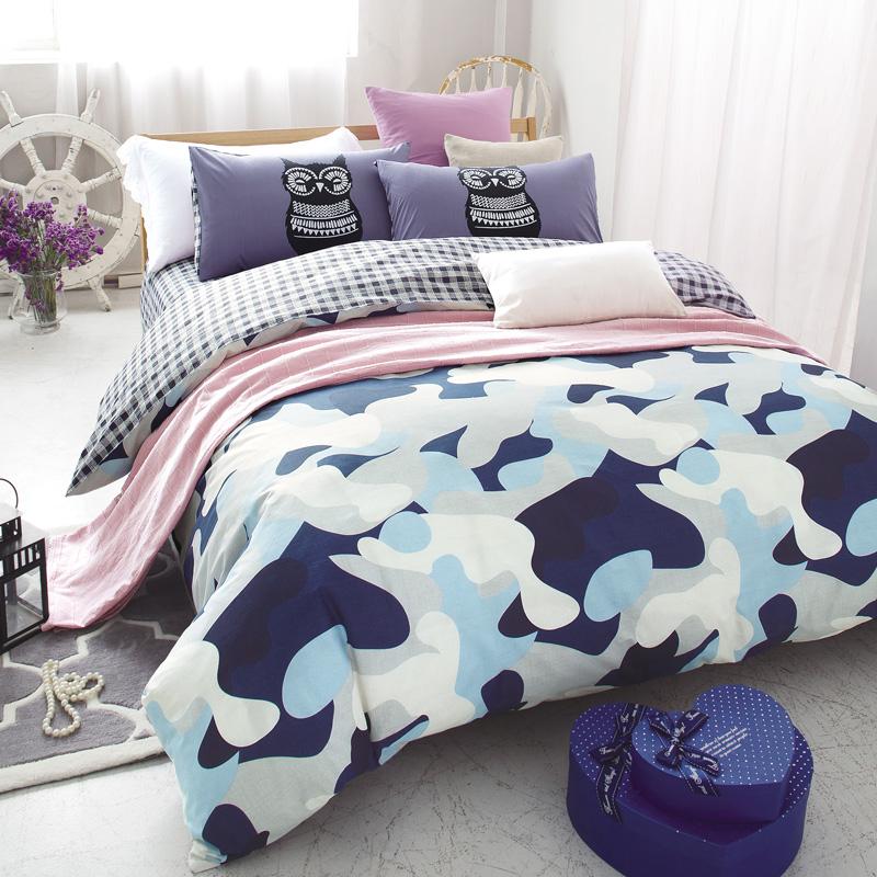 Online kopen Wholesale camouflage dekbedovertrek uit China camouflage dekbedovertrek Groothandel