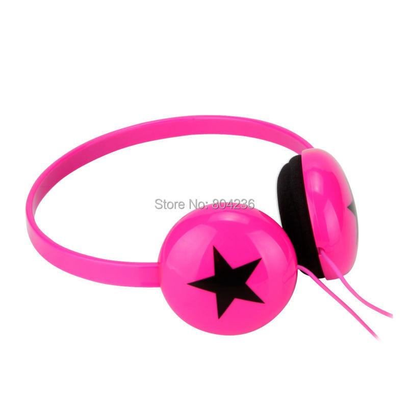 Rockpapa Stereo Boys Girls font b Kids b font Childrens Teens Pink font b Headphones b