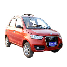 SD-HZ-AD-Four wheel electric vehicles new energy car oil and electricity dual-purpose old adult walking car(China (Mainland))