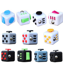 Buy 11 Style Fidget Cube Toys Original Puzzles & Magic Cubes Anti Stress Reliever for $1.12 in AliExpress store