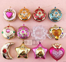 Pretty Soldier Sailor Moon Bishoujo Senshi Sailor Moon Anime Plastic Non-eating Candy Toy(China (Mainland))