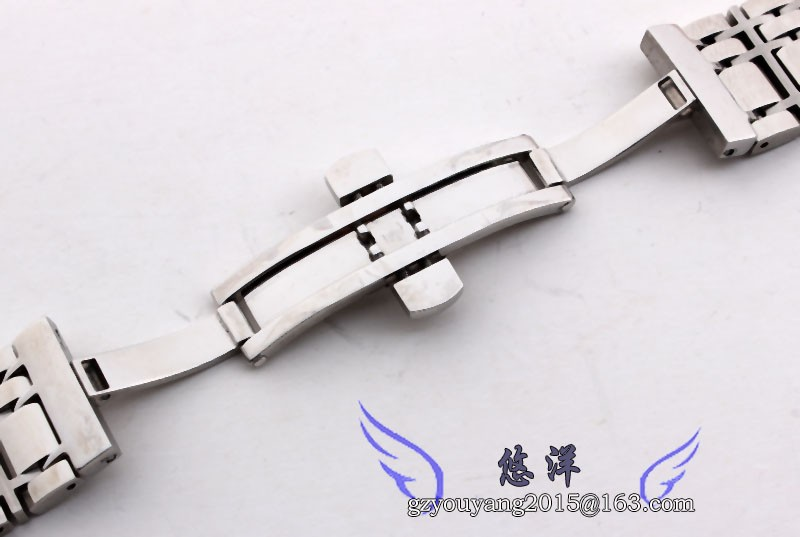 Watchband16mm 20 мм новых тяжелых твердая нержавеющая сталь 316L часы группы браслеты для BU1350 BU1366 BU1360